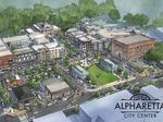 Alpharetta City Center breaks ground, reveals more tenants
