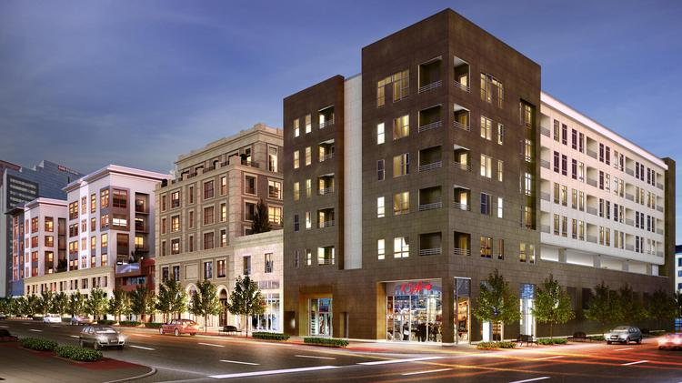 Colliers Gets Listings For Arlington Gateway And Edwards 85 N High Project