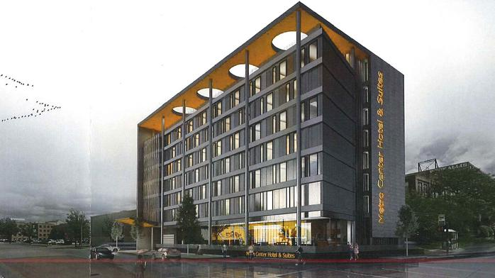 Turnaround proposed for West Allis office building