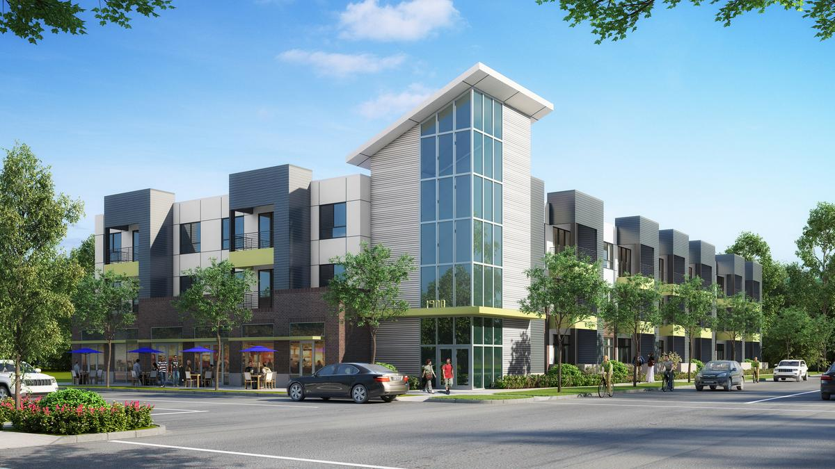 New mixed-use project proposed south of downtown ...