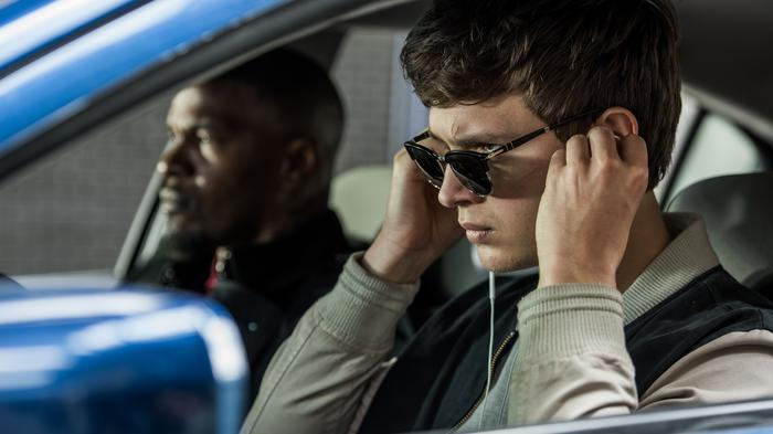 Flick picks: Edgar Wright shifts gears with wicked-cool 'Baby Driver'