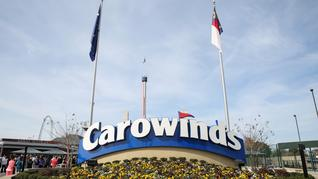How many times will you visit Carowinds this summer?