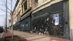 Five properties on North Howard Street up for redevelopment