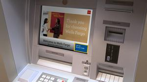 Wells Fargo has launched cardless technology at all 13,000 of its ATMs, the bank announced Monday.