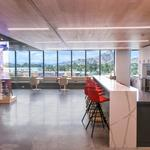 Cushman & Wakefield consolidates into new Esplanade offices, with in-house event space
