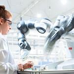 ABB's YuMi: A robot on a mission at Wake Tech