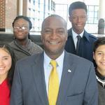 Meet the C-Suite: Frank Brown, CEO of Communities in Schools of Atlanta