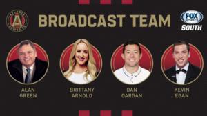 FOX Sports South, FOX Sports Southeast unveils Atlanta United broadcast team