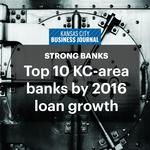 KC's top 10 banks by loan growth