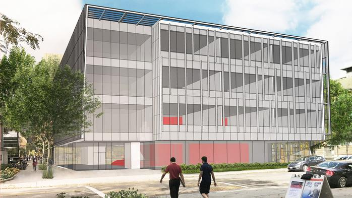 Wentworth Institute of Technology to build first new facility in decades