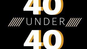Meet the 2017 40 Under 40 honorees