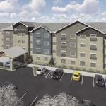 Hotel, corporate lodging concept starting near DFW Airport