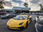 Lamborghini's $421,350 supercar makes its debut in Florida (Photos) (Video)