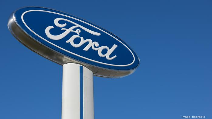 Ford ousts chief of North American unit for 'inappropriate behavior'