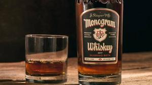 J. Rieger & Co. plans to release 1,000 bottles of Monogram Whiskey this week.