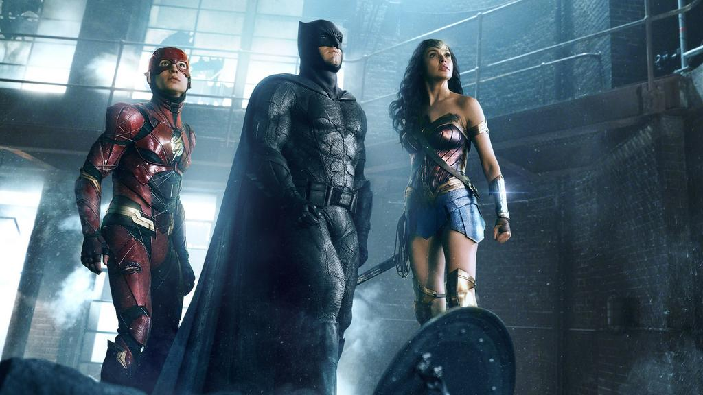 Flick picks: 'Justice League' is just OK
