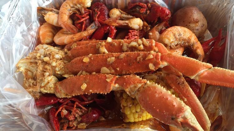 1 Icajun Seafood Shack At 10725 E Colonial Drive