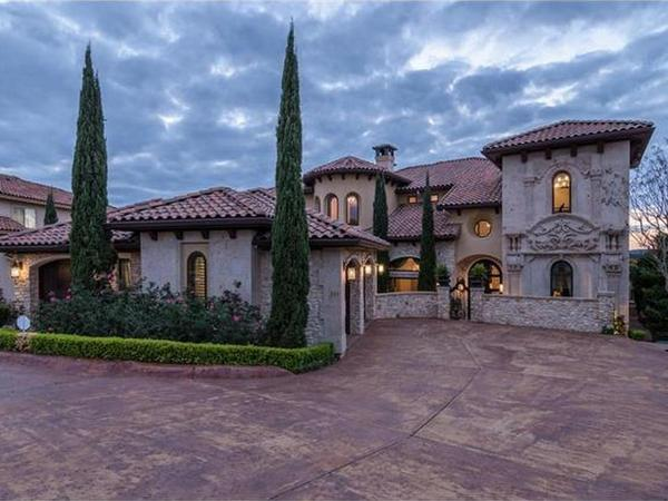 Impressive Award Winning Home in Rough Hollow