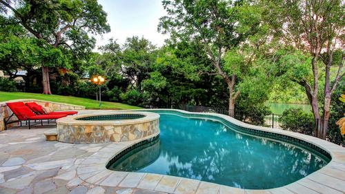 Amazing Lake Austin Waterfront Property