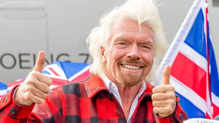 Richard Branson S Alaska Air Hissy Fit Smacks Of