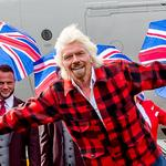 <strong>Richard</strong> Branson laments loss of Virgin America brand after sale