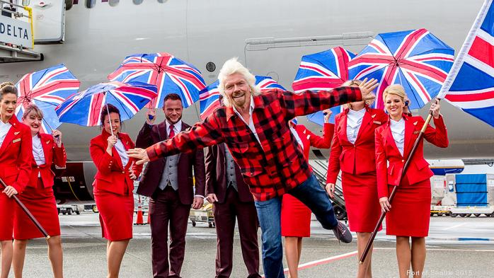Richard Branson laments loss of Virgin America brand after sale