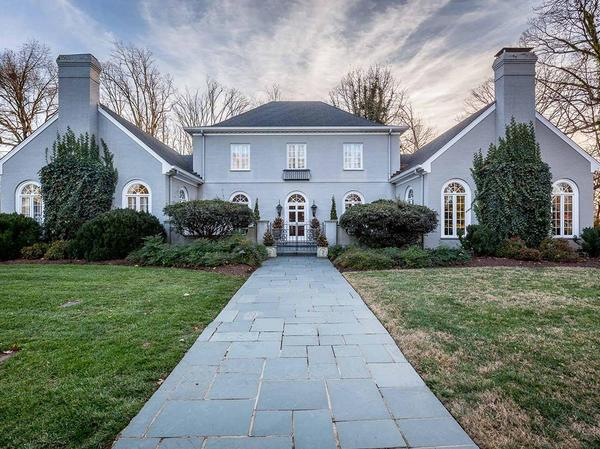 Custom One-Owner Beauty at Alamance Country Club