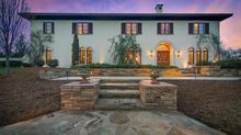 'Villa Gialla' Custom Home in Bluffs at Willow Creek