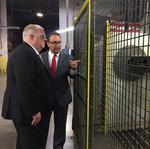 Hogan optimistic legislation to boost manufacturing tax credits will pass
