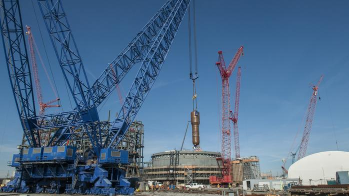 Power companies extend agreement to keep work going on troubled V.C. Summer nuclear project