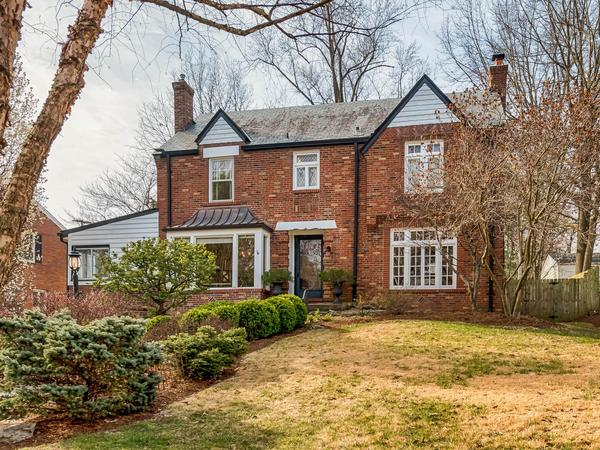 Charming Chevy Chase Home