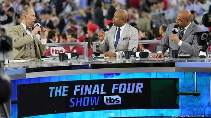 TNT host Ernie Johnson talks college hoops and Phoenix hosting its first Final Four