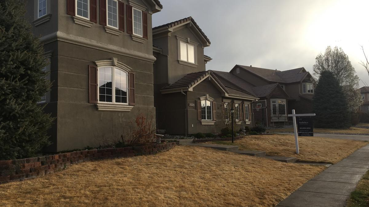 Denver Home Prices Grow Double National Rate