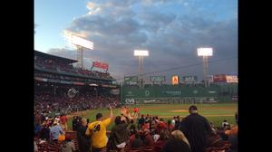 Red Sox suing app maker over Green Monster ads