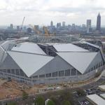 "Blank: ""We have every confidence"" in opening Mercedes-Benz Stadium"