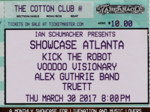 ​Atlanta producer to showcase local bands at The Cotton Club at the Tabernacle