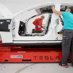<strong>Tesla</strong> moans about bad news coverage amid unionization push