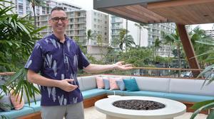 Slideshow: Marriott's newest Waikiki hotel opens