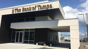 First look inside Bank of Tampa's newest office
