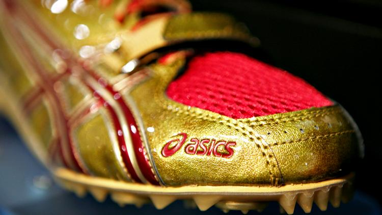 with Asics seeks Boston expand to presence product creation ZwOPkXiuT