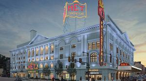 Blumenfeld courting Live Nation for North Broad Opera House