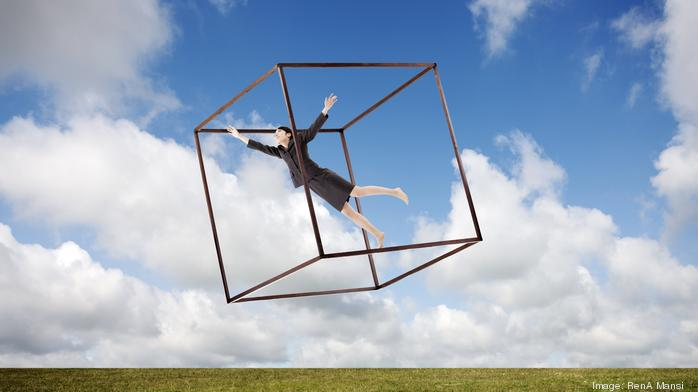 LIFE LINES: Thinking outside the box means looking within