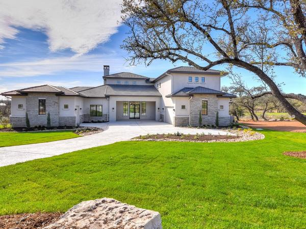 New Home in the Gated Community of Belvedere