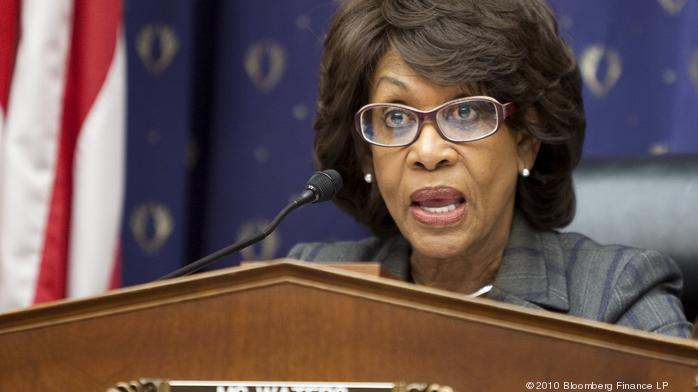 Politics: Waters won't be intimidated; McCaskill investigates opiate addiction