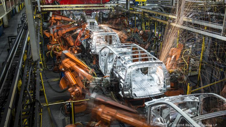 Robots In Manufacturing May Be Replacing More Workers Than