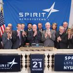 Spirit shareholders to meet in <strong>April</strong>