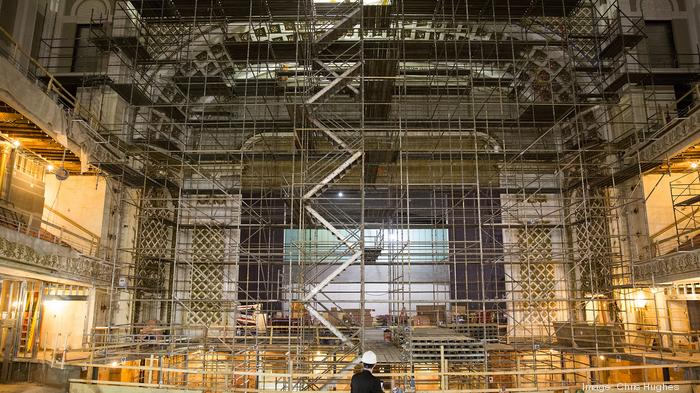 Get an inside look at the $135 million transformation of Music Hall: PHOTOS