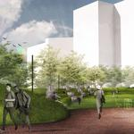 Here's at look at the future of downtown's McKeldin Fountain site