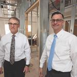Bank of Akron is knee-deep in building renovations