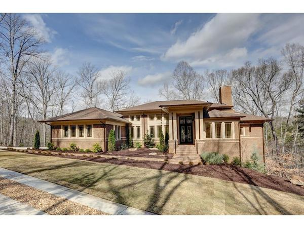 One of a kind lake front residence in Dunwoody!
